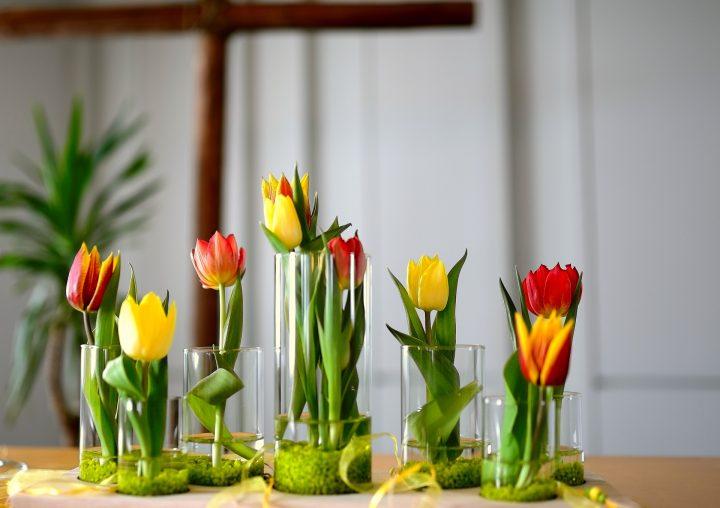 Decorează masa de Paște în culorile pastelate ale primăverii - 2
