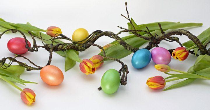 Decorează masa de Paște în culorile pastelate ale primăverii - 1