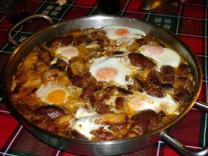 Supă de usturoi - 2
