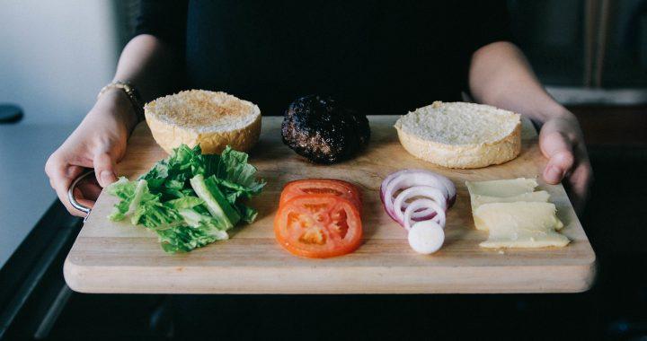 Ingrediente pentru sandviș