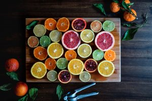 platou fructe