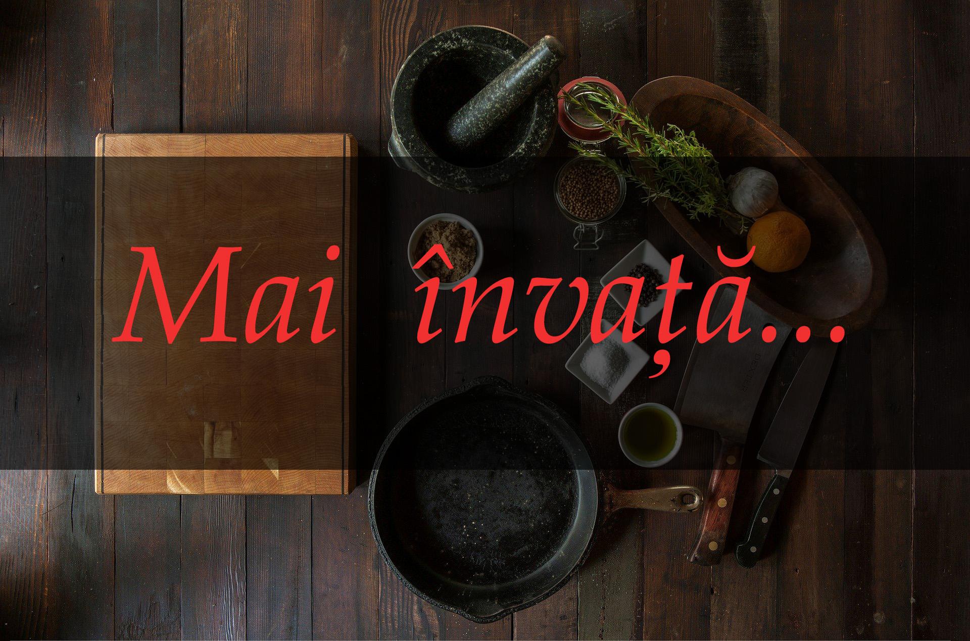 """QUIZ: Bucătăria internațională - cât de multe știi despre """"ceilalți""""? - 2"""