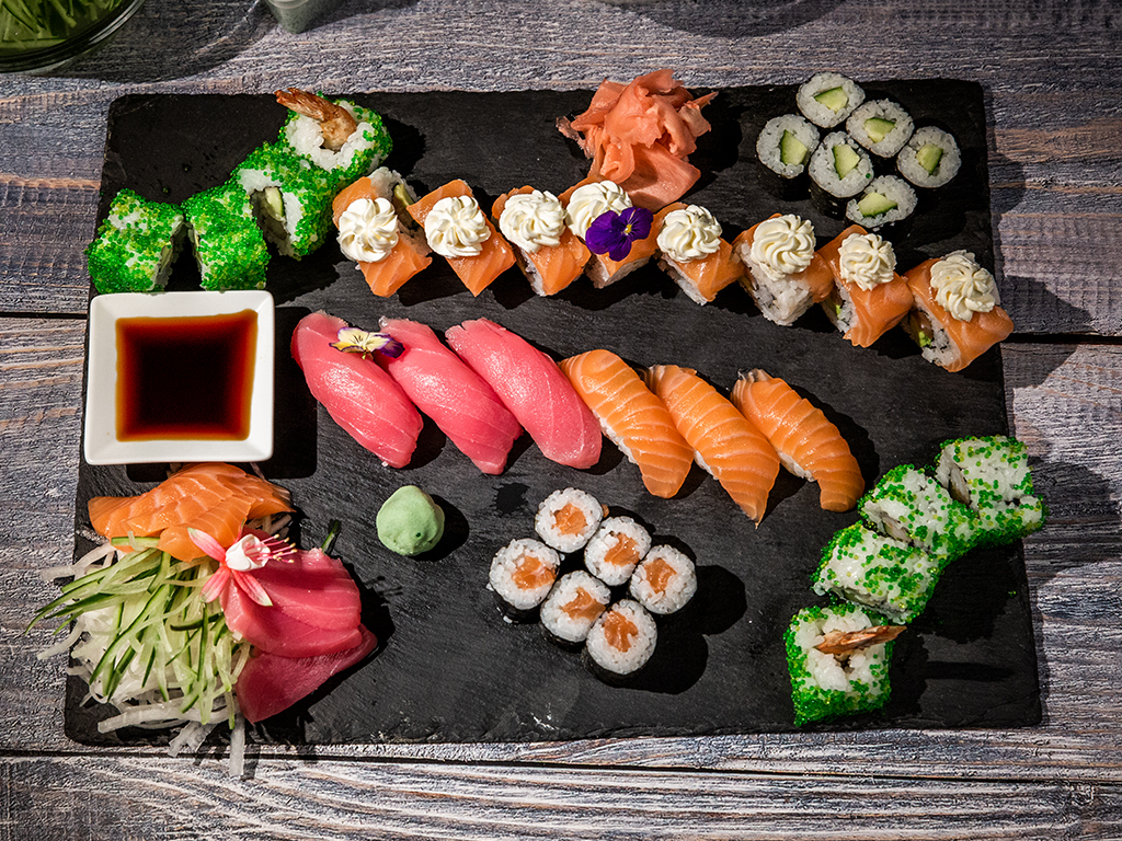 Sushi-Party-Platter