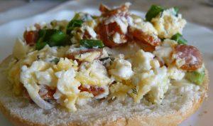 Ouă topchite
