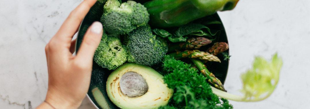 Alimentele verzi conțin vitamina B9