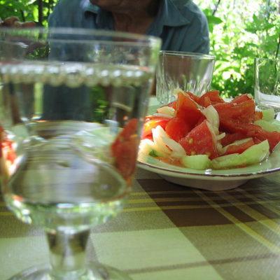 Salata copilăriei, cu gust autentic românesc