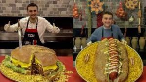 Bucătarul turc care a cucerit internetul cu stilul de a găti și cu zâmbetul său ciudat - 1