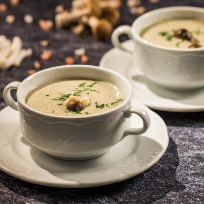Supă de ciuperci