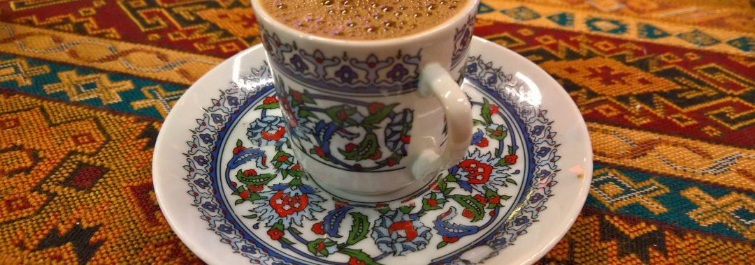 Ceașcă de cafea turcească