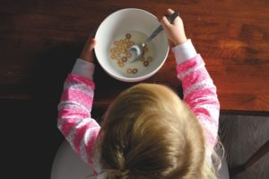 gluten la copii