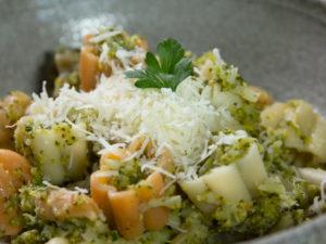 Paste cu broccoli