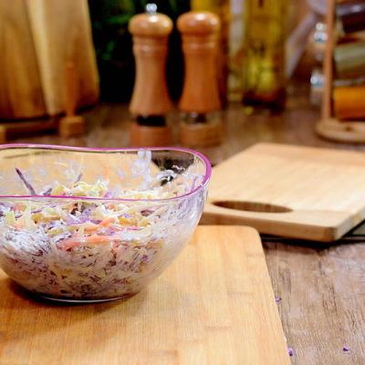 Cum să faci salată coleslaw