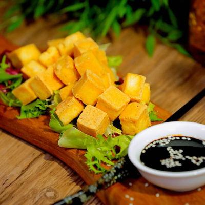 Cum să prăjești tofu