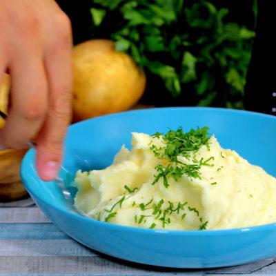Cum se face piure de cartofi
