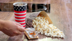 Cum se face popcorn