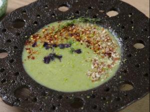 Supă cremă de broccoli și conopidă