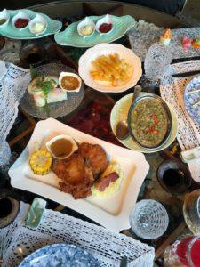 INTERVIU din bucătăria unei soții de diplomat: Laura Maria Sion - 2