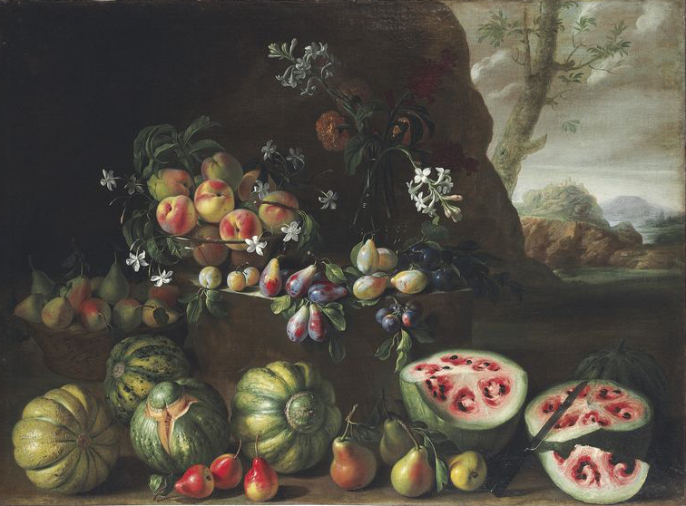 Watermelons_painted_by_Giovanni_Stanchi